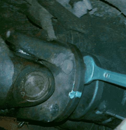 снятие кардана нива шевроле