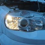 Замена ламп фары Шевроле Нива – ближний и дальней свет, габариты и указатели поворотов