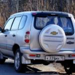 Не закрывается багажник - Нива Шевроле