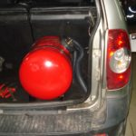 Установка газового оборудования на Ниву Шевроле - цена